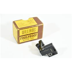 Williams FoolProof Receiver Sight Model F-P