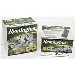 "Remington HyperSonic Steel 12ga 3"" #4"