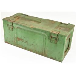 P59 Metal Ammo Crate From 1944