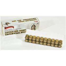 WIN. LITTLE BIG HORN COMMEMORATIVE 44-40 Ammo