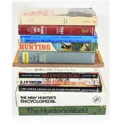 Box Lot General Interest Books