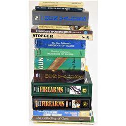 Box Lot Gun Books
