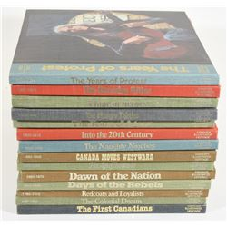 Canada's Illustrated Heritage Book Series