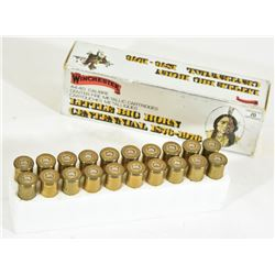 WIN. LITTLE BIG HORN COMMEMORATIVE 44-40 Ammo