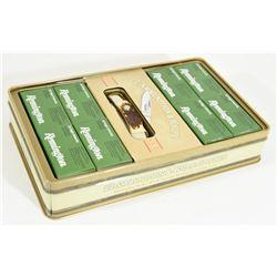 Remington 22 Ammunition and Knife Gift Set