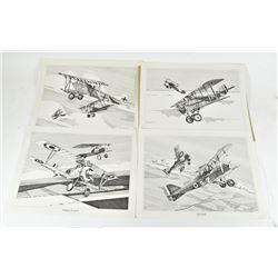 Bi-Plane Prints