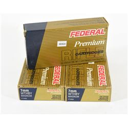 7mm Wthby Mag. Ammo