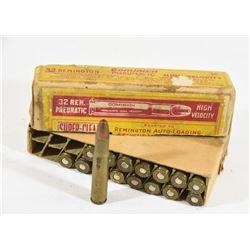 32 Rem. Pneumatic Ammo