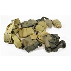 Military Belts, Ammo Belts, and Sling