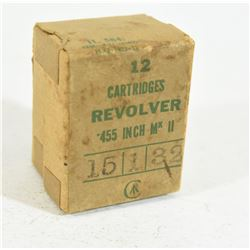 Collectable 455 Inch Mk 11 Ammo