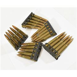 303 British Ammunition in Stripper Clips