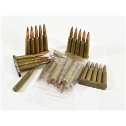 8mm Mauser Ammunition with Stripper Clips