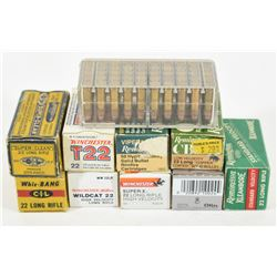 22LR Ammunition