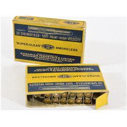 Dominion 30 Springfield Ammunition