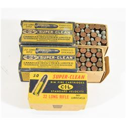 CIL 22LR Ammunition