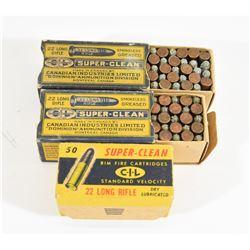 CIL 22LR Ammunition