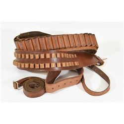 Leather Shell Belts & Sling