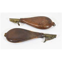 Antique Shot Pouches