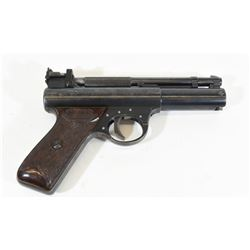 Webley Premier .22 cal Pellet Pistol