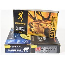 300 Win Mag Ammunition