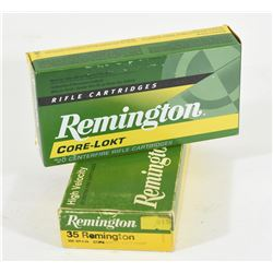 35 Remington Ammo