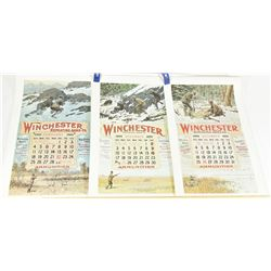 Winchester Calenders