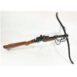 Crossbow of Unknown Make with Broken String