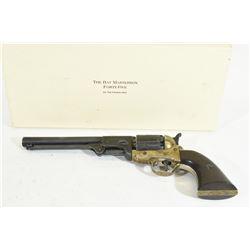 The Bat Masterson Forty-Five Replica Revolver