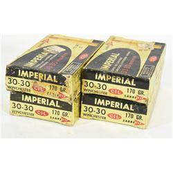 Imperial 30-30 Win Brass