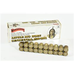 44-40 Cal Little Big Horn Commemorative Ammo