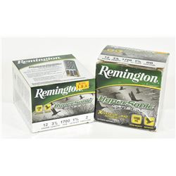 12ga Remington Waterfowl Loads
