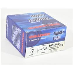 Challenger 12ga Target Loads