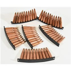 7.62x39 Ammunition in Stripper Clips