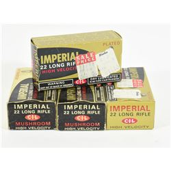 CIL Imperial 22LR Ammunition