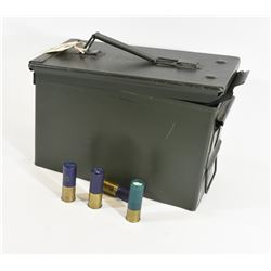 12ga Ammunition in Ammo Can