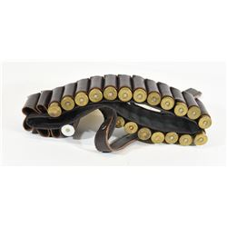 Ammunition Belt of 12ga ShotShells
