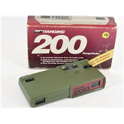 Ranging Rangefinder 200