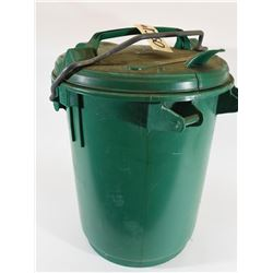 Barrel Full of 38SPL Brass