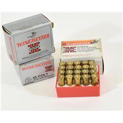 Winchester 45 Colt Ammunition