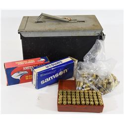 45 Auto Ammunition in Ammo Can