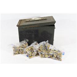 38SPL Ammunition in Ammo Can