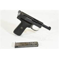 Webley & Scott 1908 Handgun
