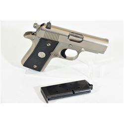 Colt Mustang MK IV Series 80 Handgun