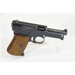Mauser 1914 Handgun