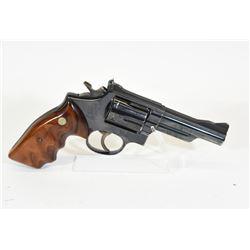 Smith & Wesson 19 Handgun