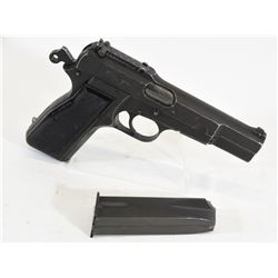 Browning 1935 High Power No1 Mk1 Handgun