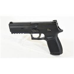 Sig Sauer P250 Handgun