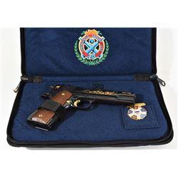 Springfield Armory 1911A1 Gulf Victory Handgun