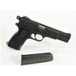 Browning 1935 High Power No 1 MK1* Handgun
