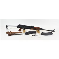 CZ 858 Tactical-2V 7.62x39 Semi-Auto Rifle
